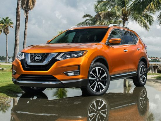 2019 Nissan Rogue Models, Trims, Information, and Details ...