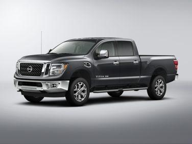 Research the 2019 Nissan Titan XD