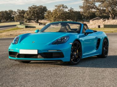 Research the 2019 Porsche 718 Boxster