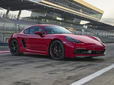 Research the 2019 Porsche 718 Cayman