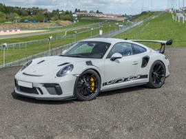 2019 Porsche 911 GT3 RS (PDK) RWD Coupe