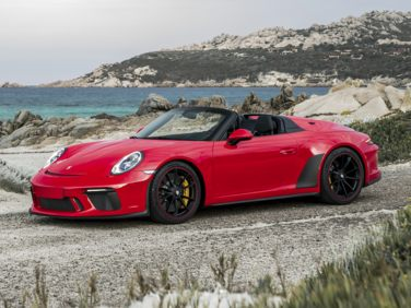 Research the 2019 Porsche 911