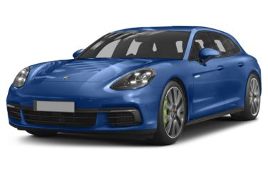 Research the 2019 Porsche Panamera E-Hybrid Sport Turismo