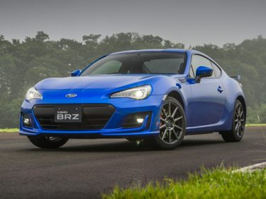 Research the 2019 Subaru BRZ
