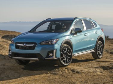 Research the 2019 Subaru Crosstrek Hybrid