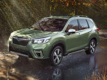 Research the 2019 Subaru Forester