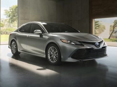 Research the 2019 Toyota Camry Hybrid