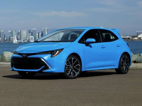 2019 Toyota Corolla Hatchback Models, Trims, Information ...