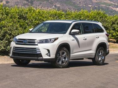 Toyota Highlander Gas Mileage >> 2019 Toyota Highlander Hybrid Gas Mileage Mpg And Fuel