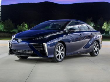 Research the 2019 Toyota Mirai