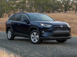 2019 Toyota RAV4 Hybrid LE 4dr All-wheel Drive