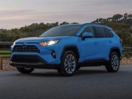2019 Toyota Rav4 Le 4dr Front Wheel Drive