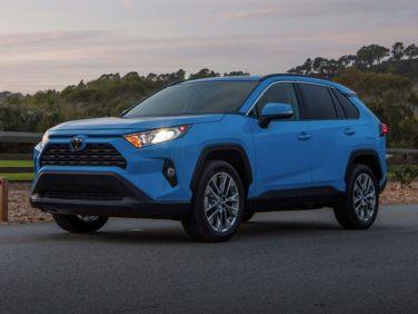 Rav4 Gas Mileage >> 2019 Toyota Rav4 Gas Mileage Mpg And Fuel Economy Ratings