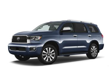 Research the 2019 Toyota Sequoia