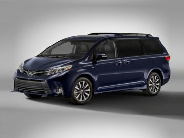 Research the 2019 Toyota Sienna