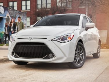 Research the 2019 Toyota Yaris Sedan