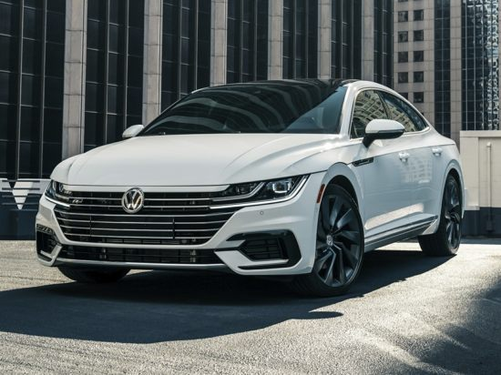 2019 Volkswagen Arteon SE R-Line w/20 Wheels AWD 4MOTION Sedan