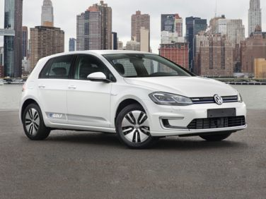 Research the 2019 Volkswagen e-Golf