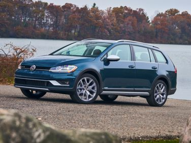 Research the 2019 Volkswagen Golf Alltrack