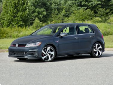 Research the 2019 Volkswagen Golf GTI