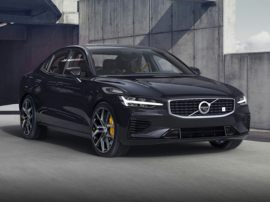 2019 Volvo S60 Hybrid T8 R-Design 4dr All-wheel Drive Sedan