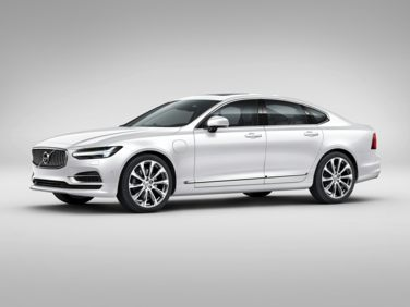 Research the 2019 Volvo S90 Hybrid
