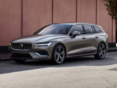 Research the 2019 Volvo V60