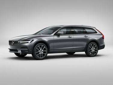 Research the 2019 Volvo V90 Cross Country