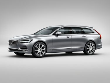 Research the 2019 Volvo V90