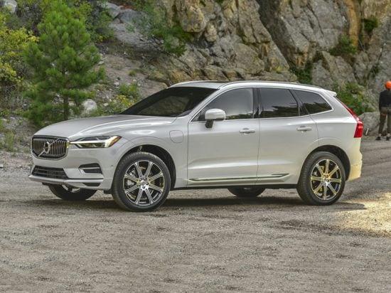2019 Volvo XC60 Hybrid Models, Trims, Information, and ...