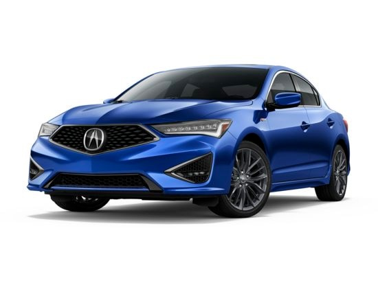 2020 Acura ILX Technology & A-Spec Packages