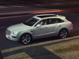 2020 Bentley Bentayga Hybrid Base 4dr All-wheel Drive Sport Utility