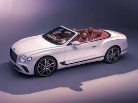 2020 Bentley Continental GT W12 2dr All-wheel Drive Convertible