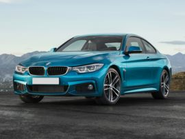 2020 BMW 430 i 2dr Rear-wheel Drive Coupe