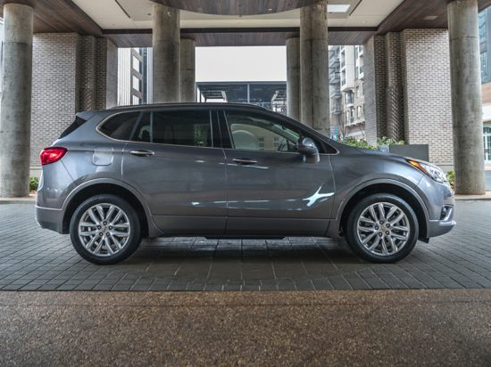 2020 Buick Envision Models Trims Information And Details