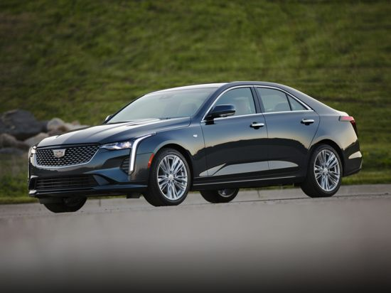 2020 Cadillac CT4 Luxury RWD
