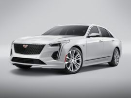 2020 Cadillac CT6 3.6L Luxury 4dr All-wheel Drive Sedan