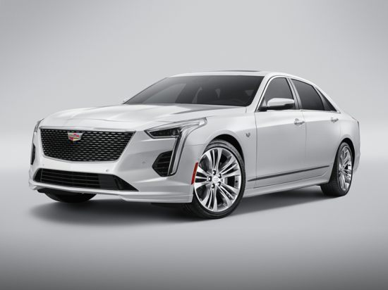 2020 Cadillac CT6 Models, Trims, Information, and Details ...