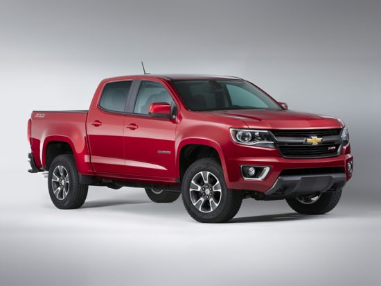 2020 Chevrolet Colorado Z71 4x4 Crew Cab Short Box