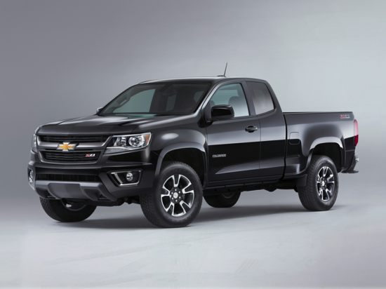 2020 Chevrolet Colorado WT 4x2 Extended Cab