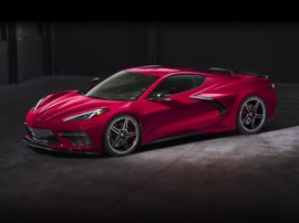 2020 Chevrolet Corvette Stingray 2dr Coupe