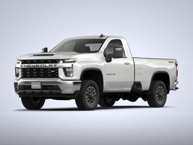 2020 Chevrolet Silverado 2500hd Gas Mileage Mpg And Fuel Economy Ratings Autobytel Com