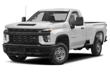 2020 Chevrolet Silverado 2500hd Gas Mileage Mpg And Fuel