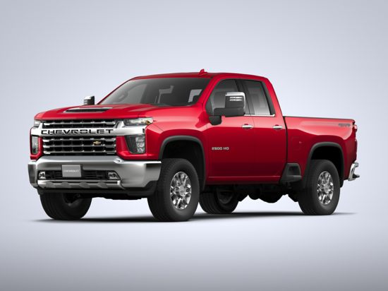 2020 Chevrolet Silverado 2500HD LT 4x4 Double Cab Long Box