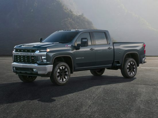 2020 Chevrolet Silverado 2500HD LT 4x4 Crew Cab Short Box