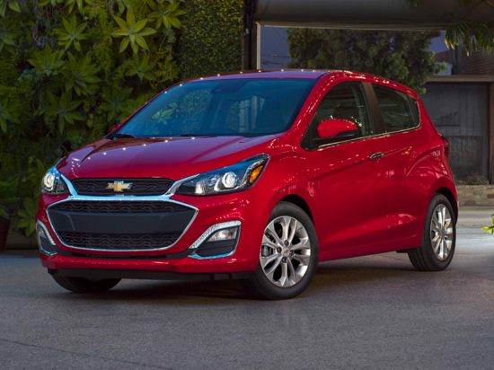 2020 Chevrolet Spark Models, Trims, Information, and ...