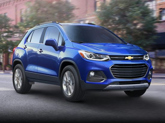 2020 Chevrolet Trax Models Trims Information And Details