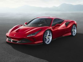 2020 Ferrari F8 Tributo Base 2dr Coupe