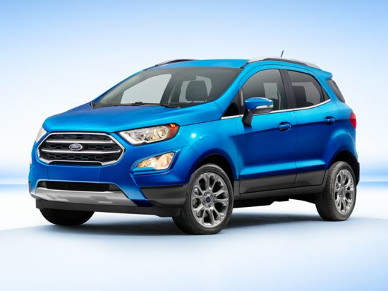 2020 Ford EcoSport Models, Trims, Information, and Details ...