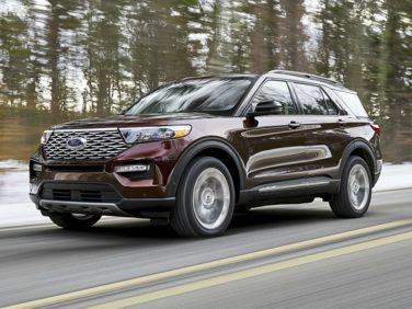 Research the 2020 Ford Explorer